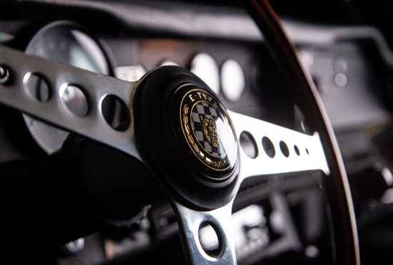 Jaguar E-Type S2 4.2l FHC RENOVACE - 53