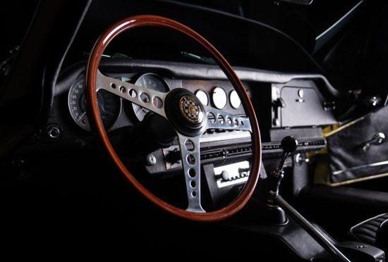 Jaguar E-Type S2 4.2l FHC RENOVACE - 56