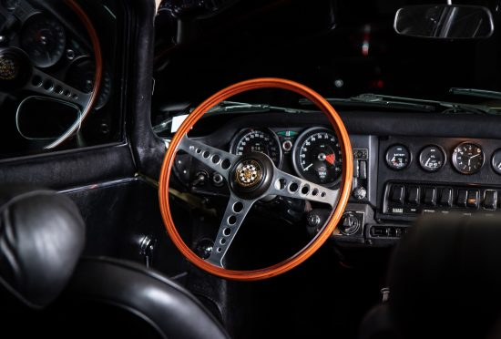 Jaguar E-Type S2 4.2l FHC RENOVACE - 55