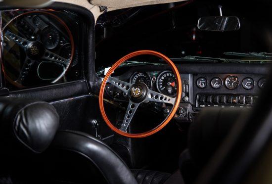 Jaguar E-Type S2 4.2l FHC RENOVACE - 58