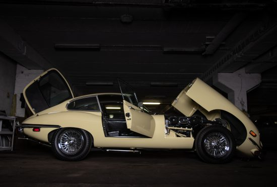 Jaguar E-Type S2 4.2l FHC RENOVACE - 69
