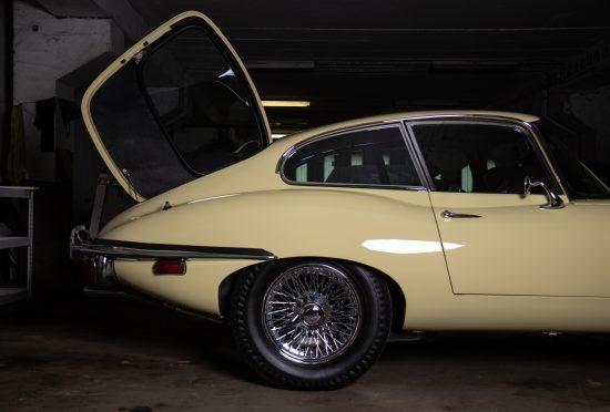 Jaguar E-Type S2 4.2l FHC RENOVACE - 71