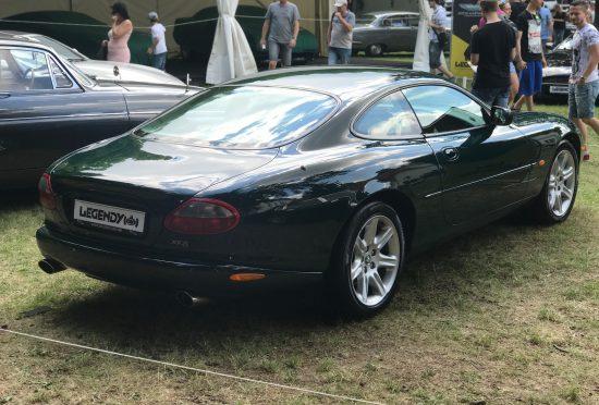 Jaguar XK8 4.0 X100 - 2