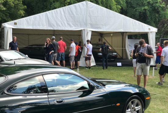 Jaguar XK8 4.0 X100 - 3