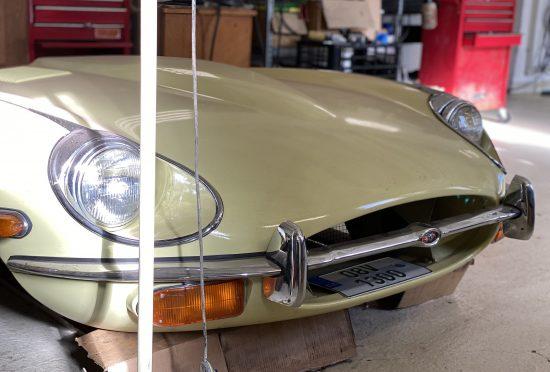 Jaguar E-Type S2 4.2l FHC - 1