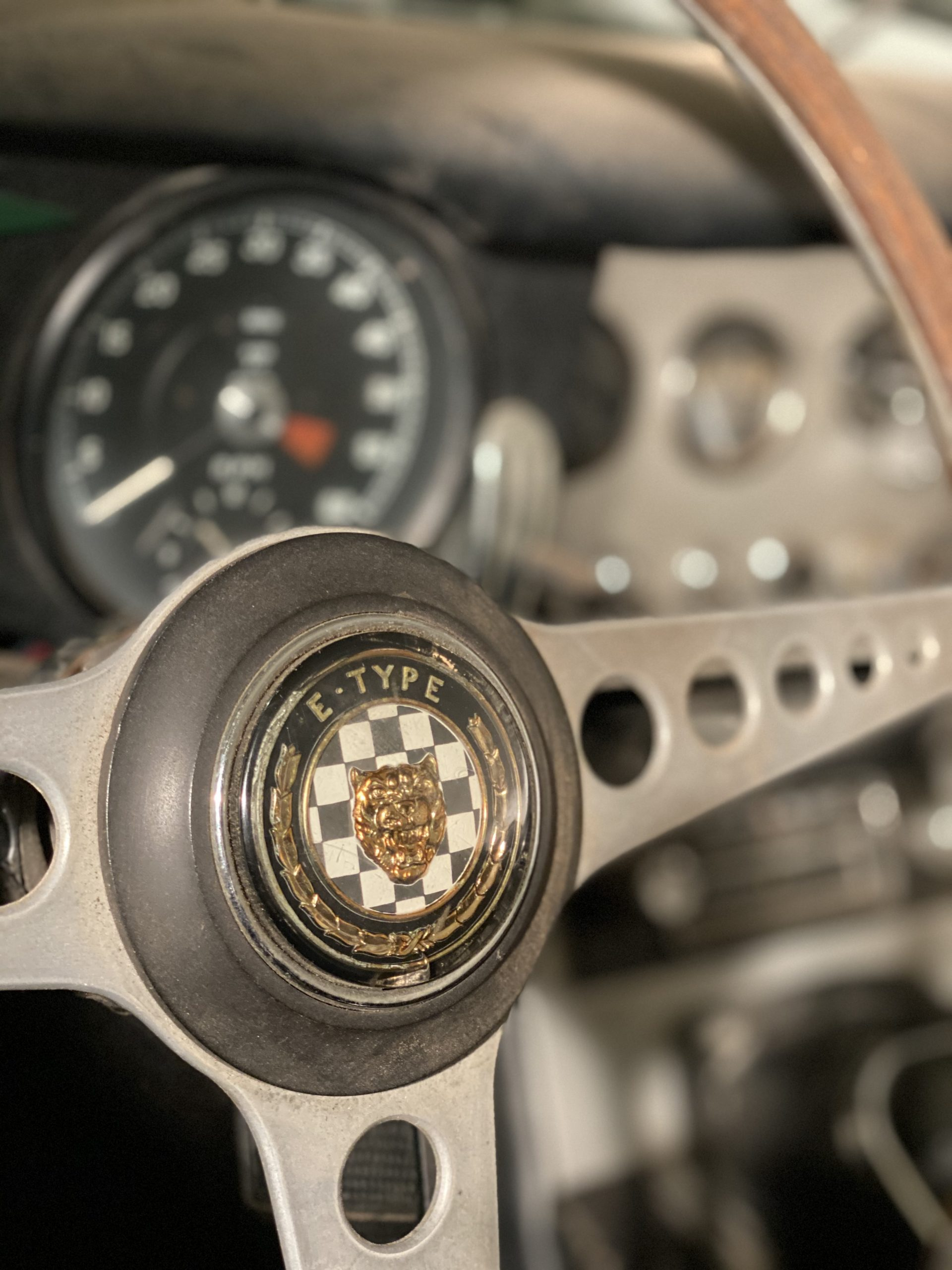 Jaguar E-Type 3.8 Roadster 1962