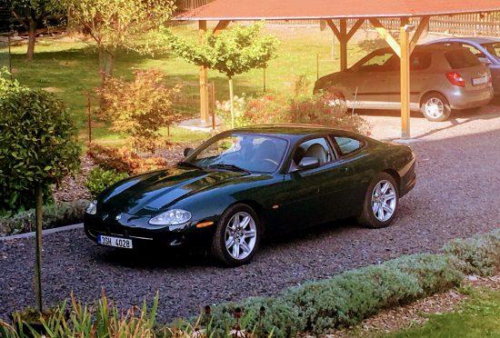 Jaguar XK8 4.0 X100 - 4