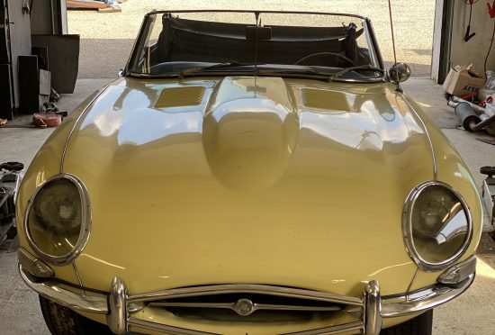 Jaguar E-Type 3.8l 1962 Roadster