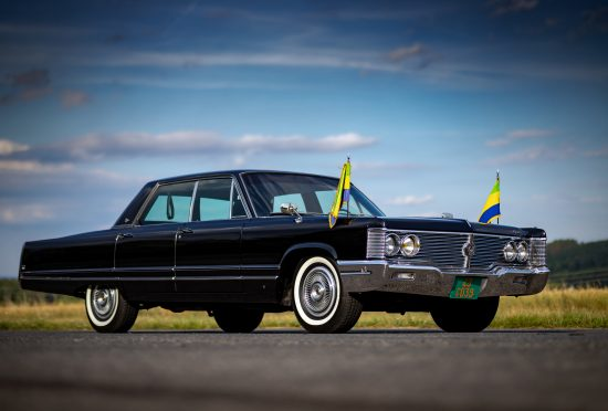 Imperial Le Baron Presidential Limousine - 2