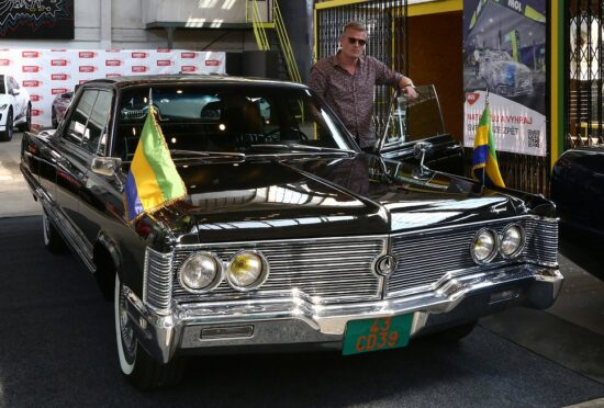 Imperial Le Baron Presidential Limousine