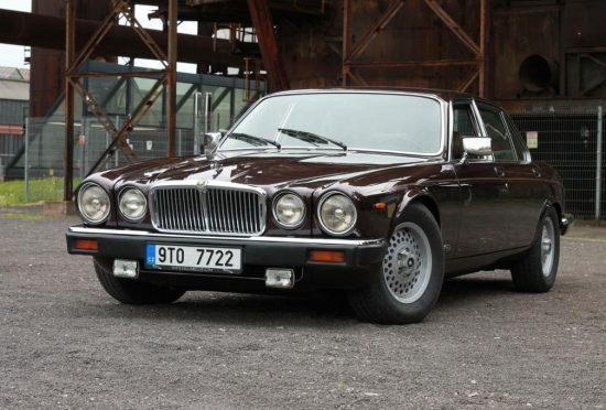 Jaguar XJ12 5.3L HE