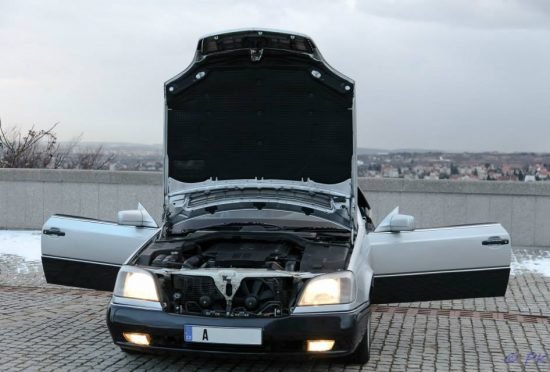 Mercedes-Benz S500 Coupé - 2