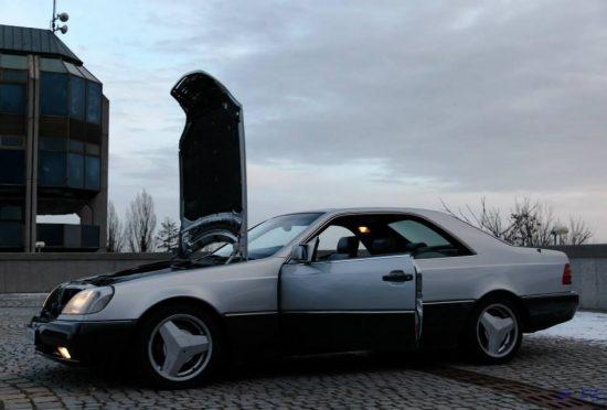 Mercedes-Benz S500 Coupé - 13