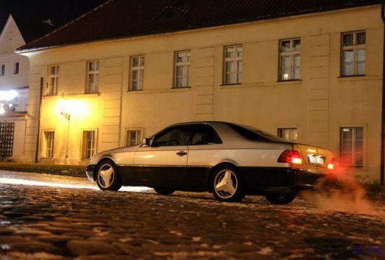 Mercedes-Benz S500 Coupé - 7