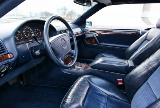 Mercedes-Benz S500 Coupé - 10