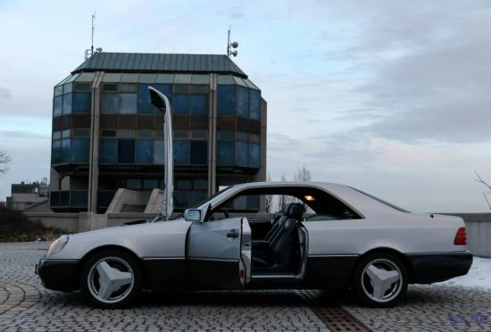 Mercedes-Benz S500 Coupé - 12