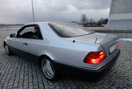 Mercedes-Benz S500 Coupé - 11
