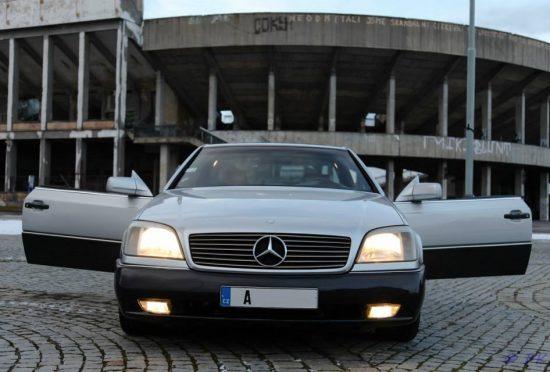 Mercedes-Benz S500 Coupé - 3