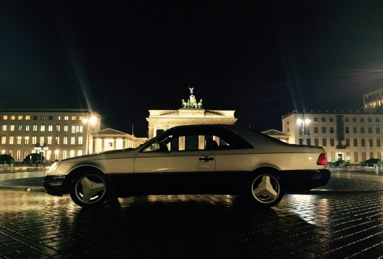 Mercedes-Benz S500 Coupé - 5