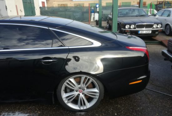 Jaguar XJL 5.0 S/C Supersport