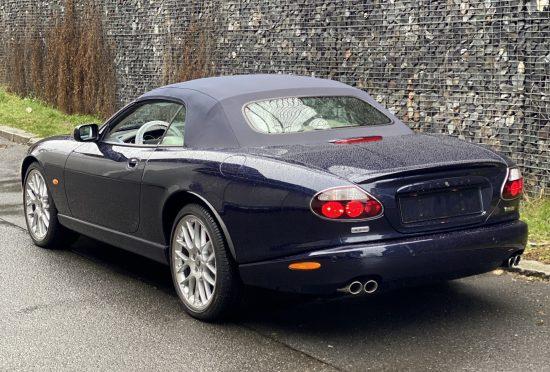 """NEW"" Jaguar XKR 4.2S Convertible Final Edition - 31"