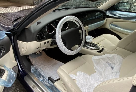 """NEW"" Jaguar XKR 4.2S Convertible Final Edition - 19"