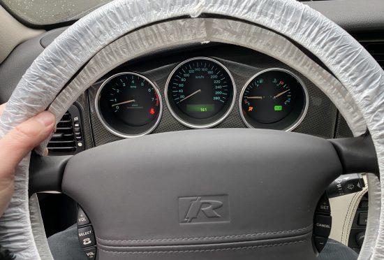 """NEW"" Jaguar XKR 4.2S Convertible Final Edition - 32"