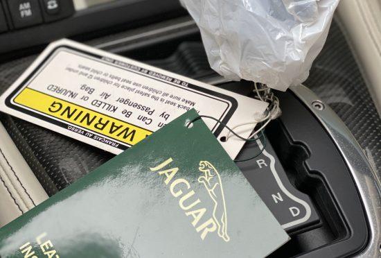 """NEW"" Jaguar XKR 4.2S Convertible Final Edition - 35"