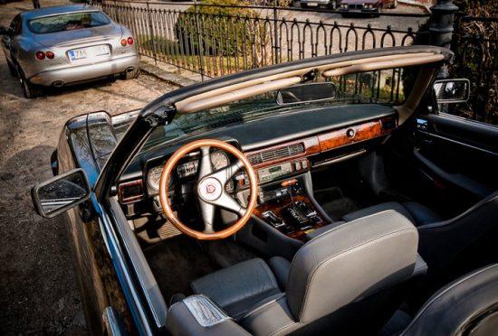 Jaguar XJS 5.3 V12 TWR Convertible (PŘIPRAVUJEME) - 3