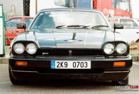 Jaguar XJS 5.3 V12 TWR Convertible (PŘIPRAVUJEME) - 1