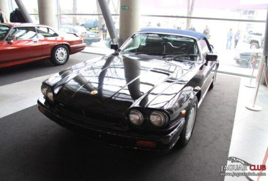 Jaguar XJS 5.3 V12 TWR Convertible (PŘIPRAVUJEME) - 4