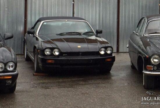 Jaguar XJS 5.3 V12 TWR Convertible (PŘIPRAVUJEME) - 2